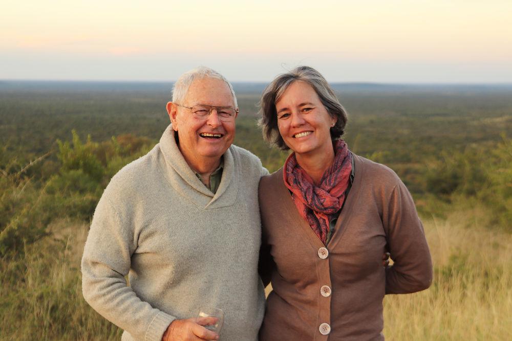 Derek and Sarah Solomon